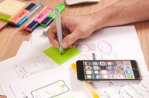 Optimierung von Geschäftsprozessen mit einer Smartphone App